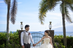 Maui Wailea Wedding Photographer Mieko Horikoshi Mokapu Beach 006