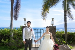 Maui Wailea Wedding Photographer Mieko Horikoshi Mokapu Beach 007