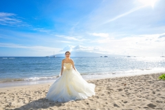Maui Wailea Wedding Photographer Mieko Horikoshi Mokapu Beach 009