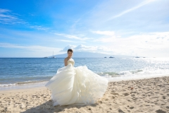 Maui Wailea Wedding Photographer Mieko Horikoshi Mokapu Beach 010