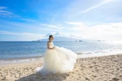 Maui Wailea Wedding Photographer Mieko Horikoshi Mokapu Beach 011