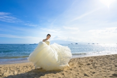 Maui Wailea Wedding Photographer Mieko Horikoshi Mokapu Beach 014