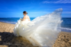 Maui Wailea Wedding Photographer Mieko Horikoshi Mokapu Beach 015