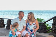 Maui Family Portrait Session  in the morning.   Photography by Mieko Horikoshi