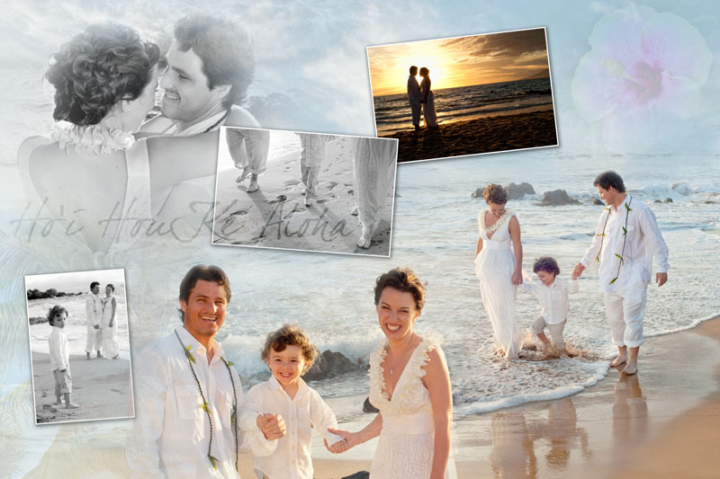 Maui Photographer_Maui Photography_Mieko Photography_Collage Portraits