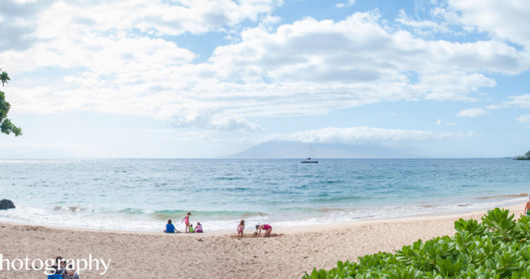 Beach Portrait Location in Maui – South Maluaka Beach