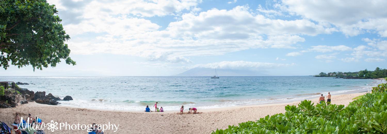 Beach Portrait Location in Maui – South Maluaka Beach