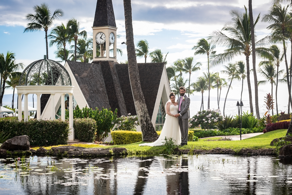 Maui Wedding at Grand Wailea Resort – Photography by Mieko Horikoshi