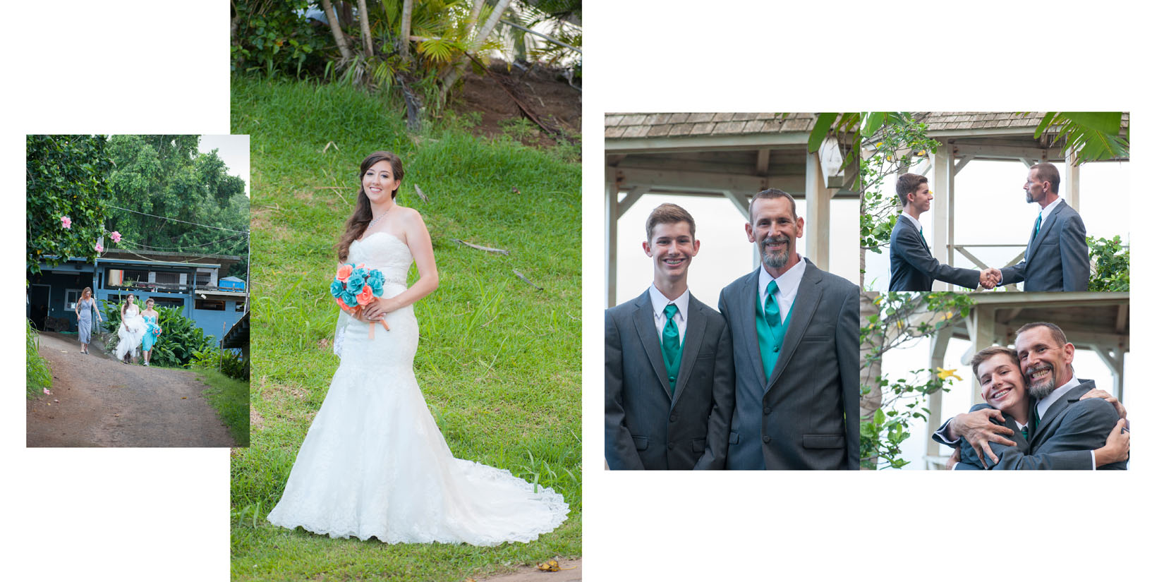 Maui Unique Wedding at Mendes Ranch, Mieko Photography